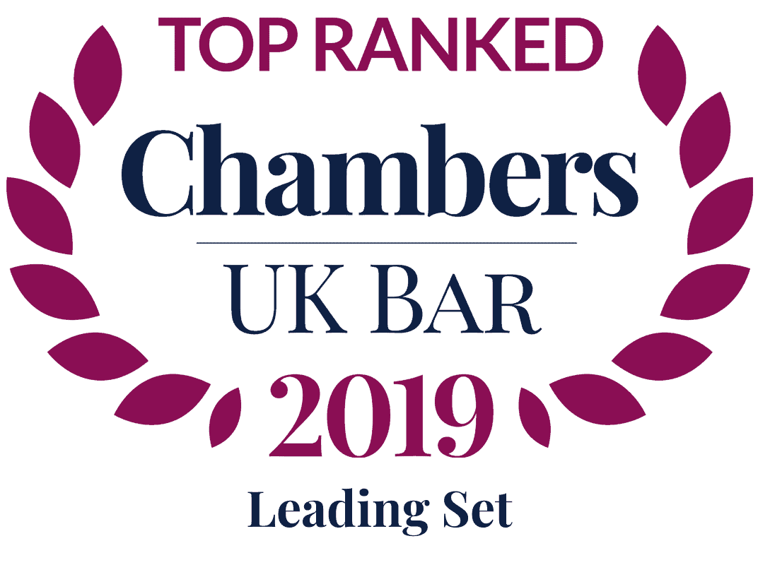 Chambers UK Bar 2019: leading set