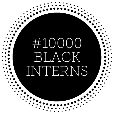10000 Black Interns