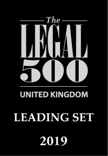Legal 500 2019: leading set